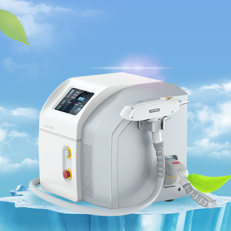 Magical tattoo removal technology——laser