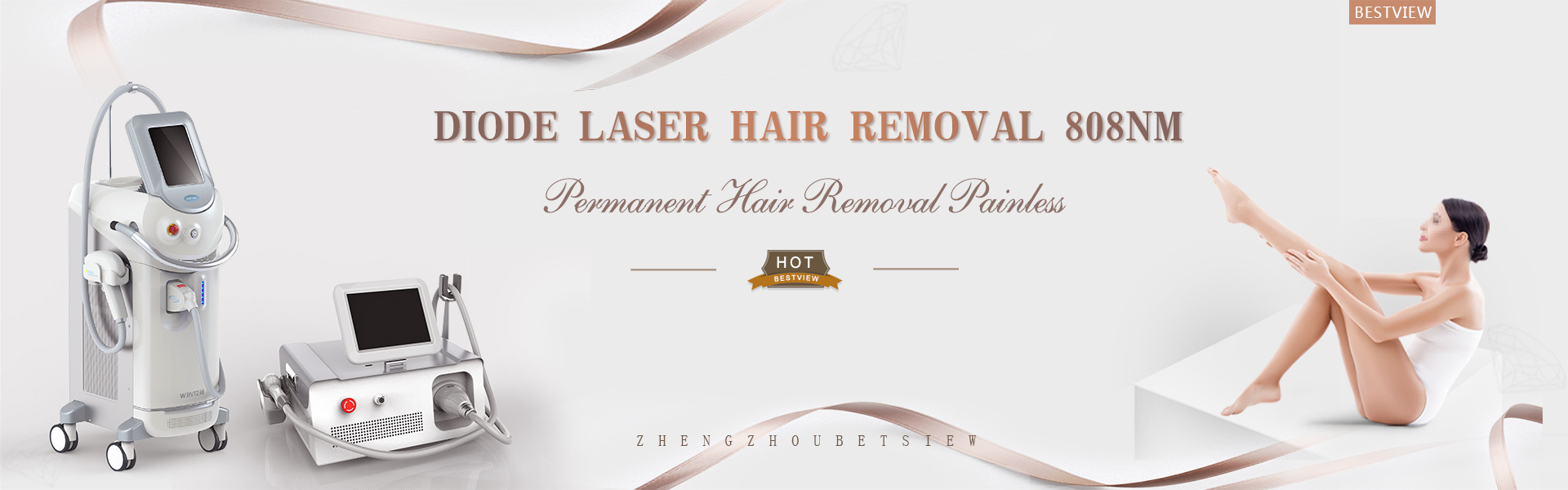 diode laser hair removal, 808nm diode laser