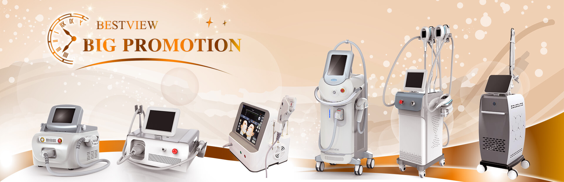 hair removal system, hair removal machines