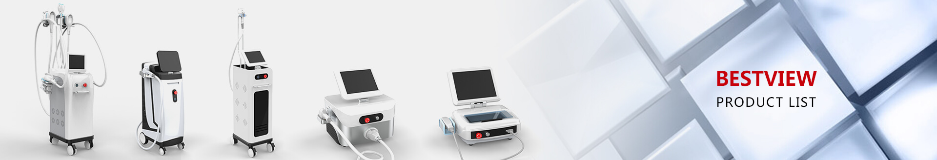 about Bestview medical laser beauty equipment