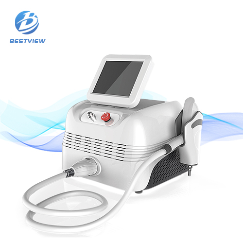 Q-Switched Nd Yag Laser Tattoo Removal Machine (BESTVIEW-BW190)