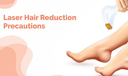 Laser Hair Removal Precautions